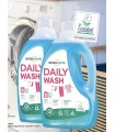 SET 2 x DAILY-WASH ECOLABEL NOTE FRESCHE ED AMBRATE 1500ML